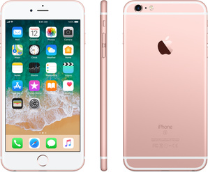 iPhone 6s Plus 128GB Rosa Guld