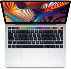 "MacBook Pro 15"" med Touch Bar: 2.2GHz/Intel Core i7/256GB - Silver"