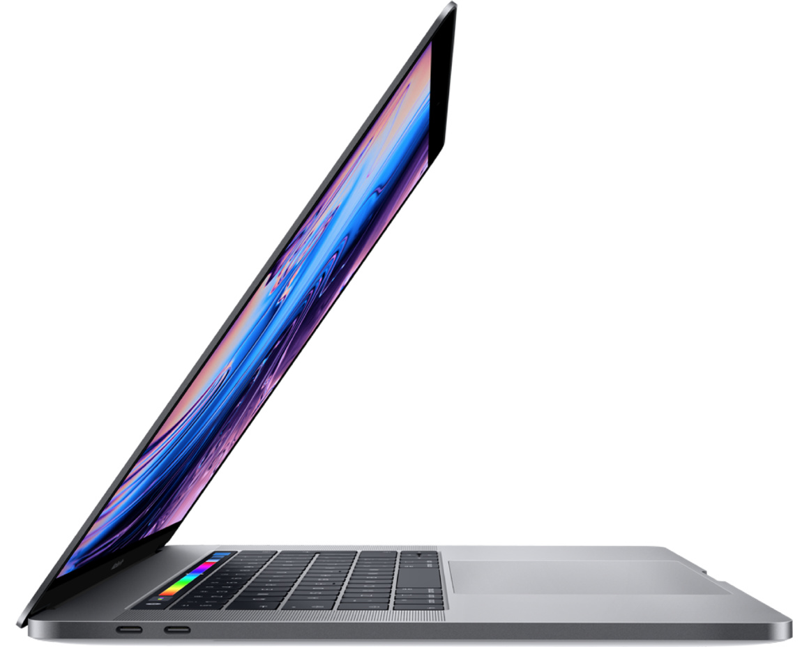 MacBook Pro 15 med Touch Bar 2019