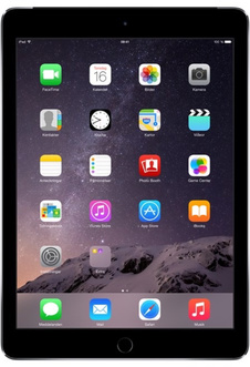 Apple iPad Air 2 128GB med Wi-Fi – Rymdgrå