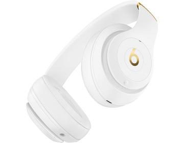 Beats Studio Wireless Over-Ear Headphones - White