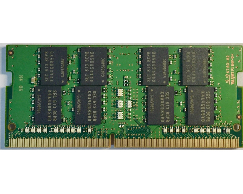 "Princeton 8GB DDR4-2400 SODIMM till Apple iMac 27"" 2017"