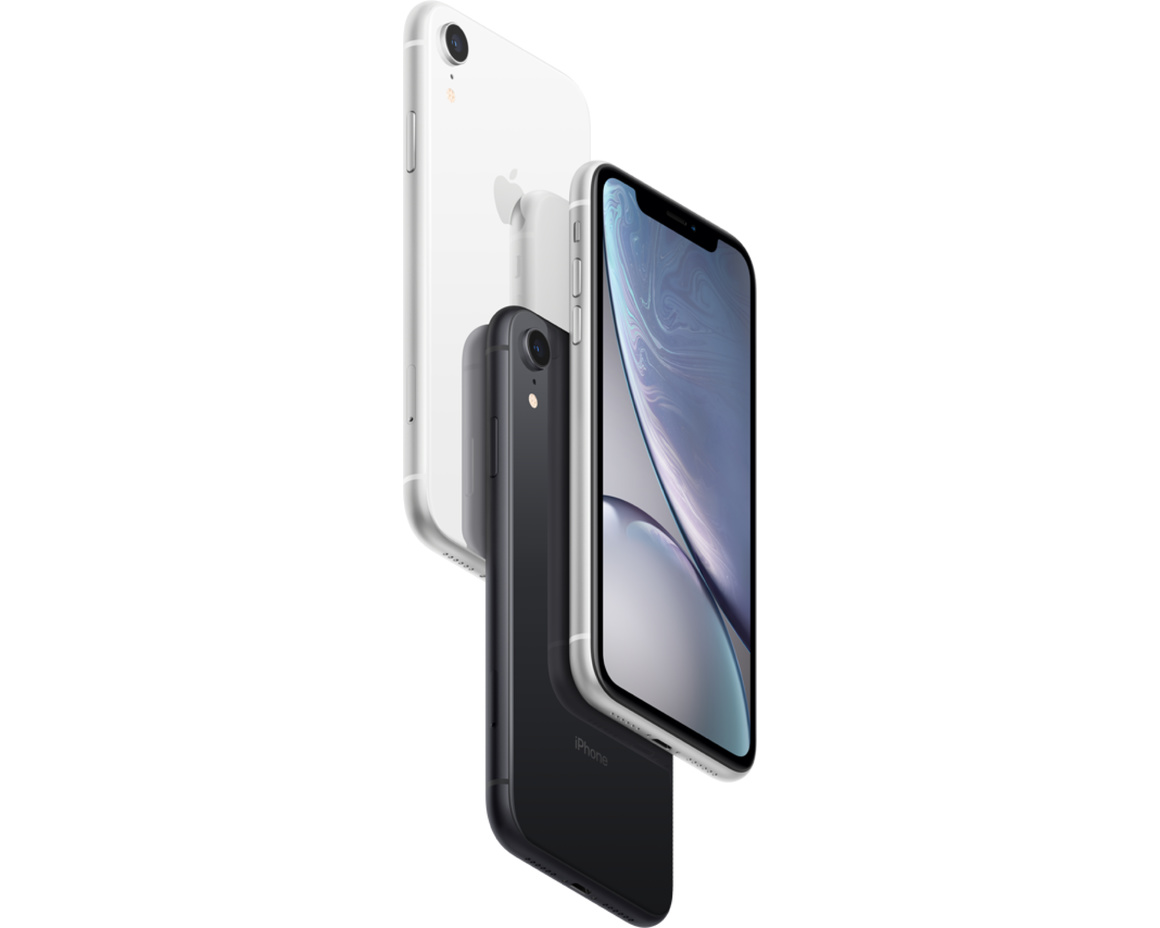 iPhone XR 128GB Svart