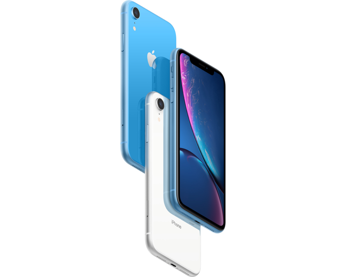 iPhone XR 64GB Blå