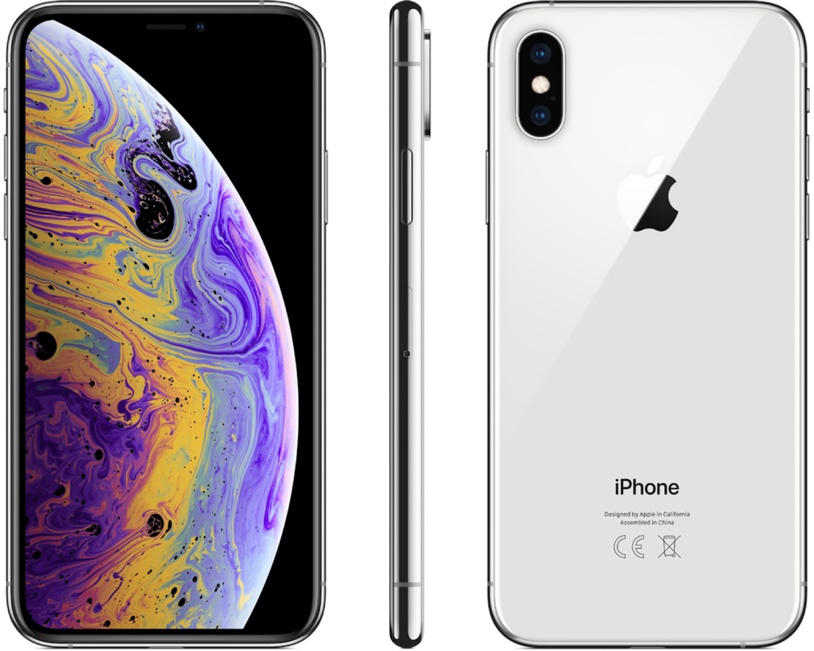 iPhone XS Max 64GB Silver