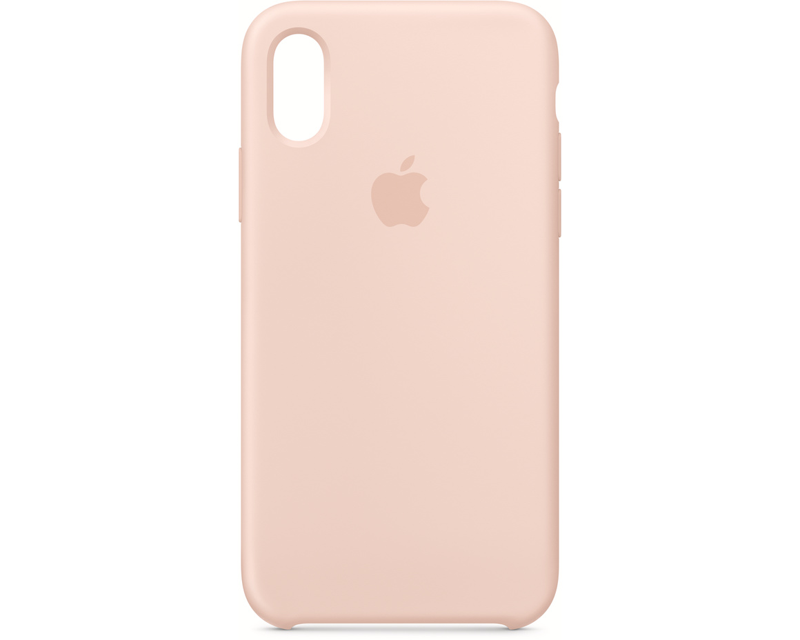 iPhone XS Silicone Case - Sandrosa