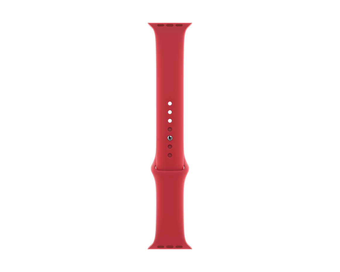 44mm (PRODUCT)RED Sportband - S/M & M/L
