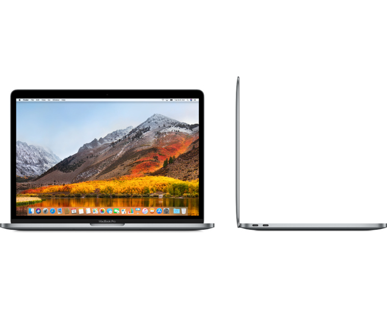 MacBook Pro 13 i5 2.3GHz/8GB/256GB/Intel Iris 640 - Rymdgrå