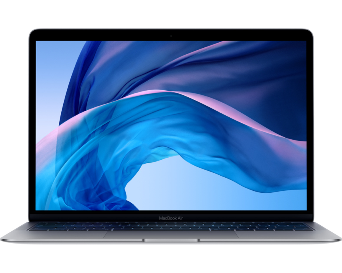 "MacBook Air 13"": 1.6GHz dual-core Intel Core i5, 128GB - Rymdgrå"