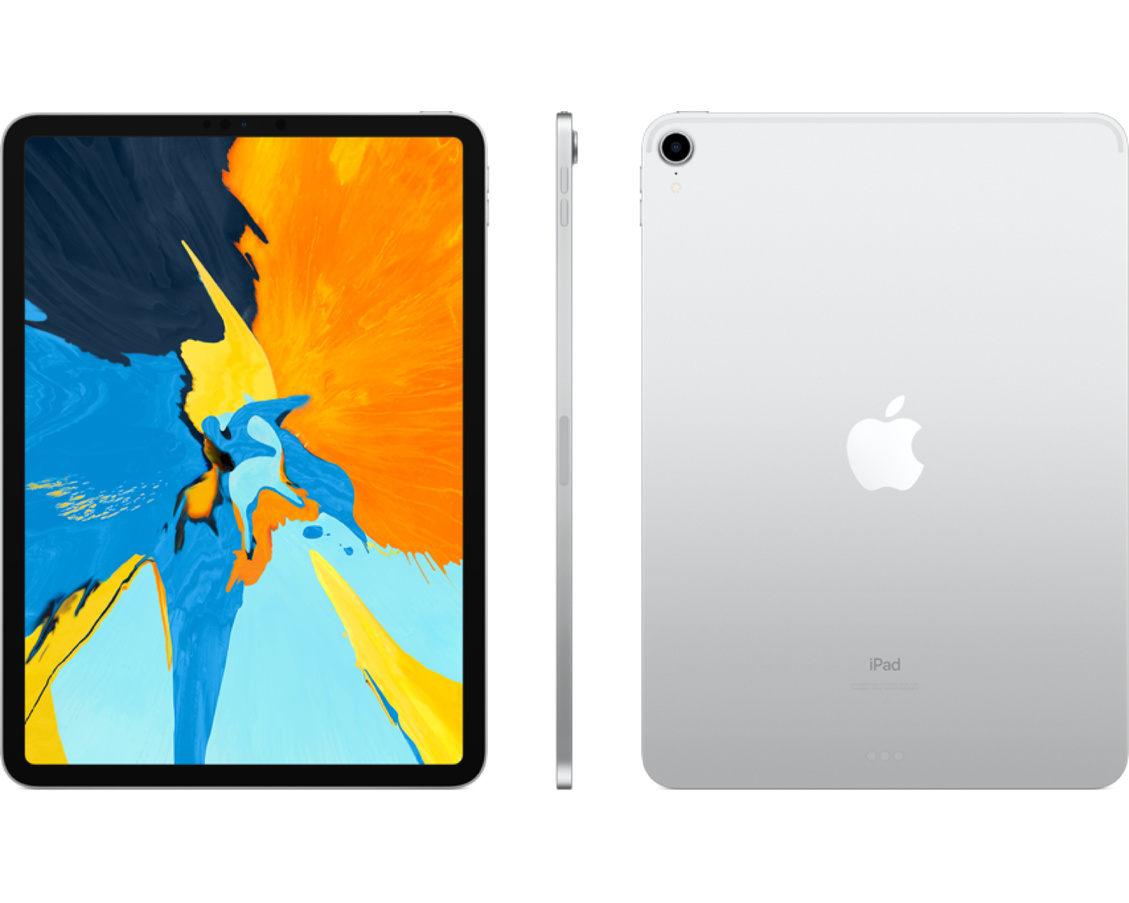 Apple iPad Pro 11 Wi-Fi 256GB - Silver