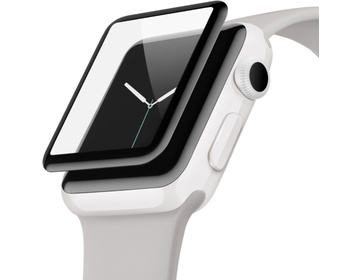 Belkin ScreenForce UltraCurve Skärmskydd för Apple Watch Series 2/3 42mm