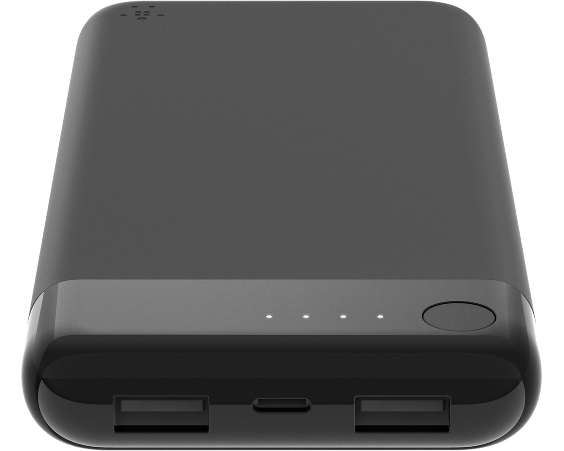 Belkin iPhone Battery Pack med Lightning kontakt 10000mAH Svart