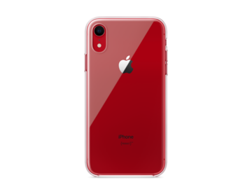 Apple iPhone XR Transparent Skal