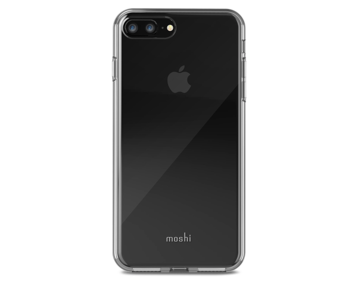 Moshi - Vitros för iPhone 7/8 Plus Clear