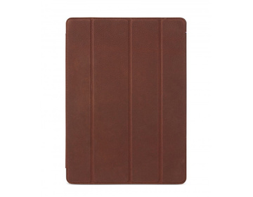 Decoded - Leather Slim Cover iPad Pro 10.5 - Brun
