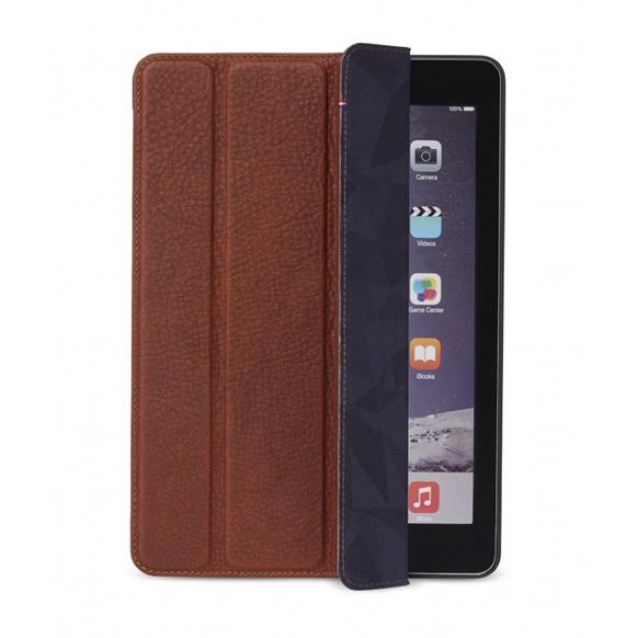 Decoded - Leather Slim Cover for iPad 2017/2018