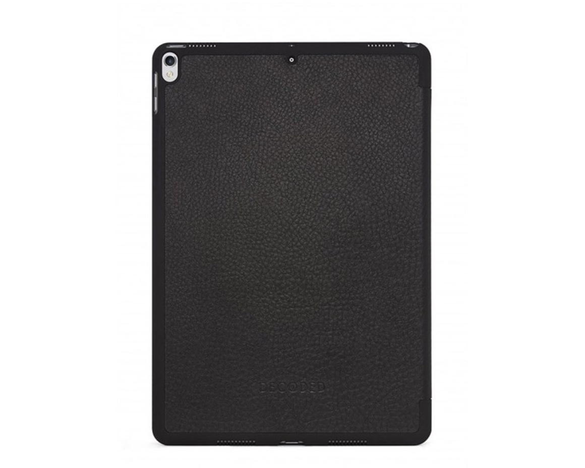 Decoded - Leather Slim Cover iPad Pro 10.5 - Svart