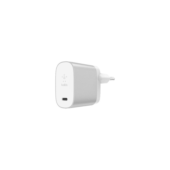 Belkin 27W USB-C Väggladdare Fast Charging iPhone, iPad, MacBook