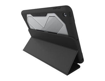 "Zagg Rugged messenger för iPad 9.7"" - Svart"
