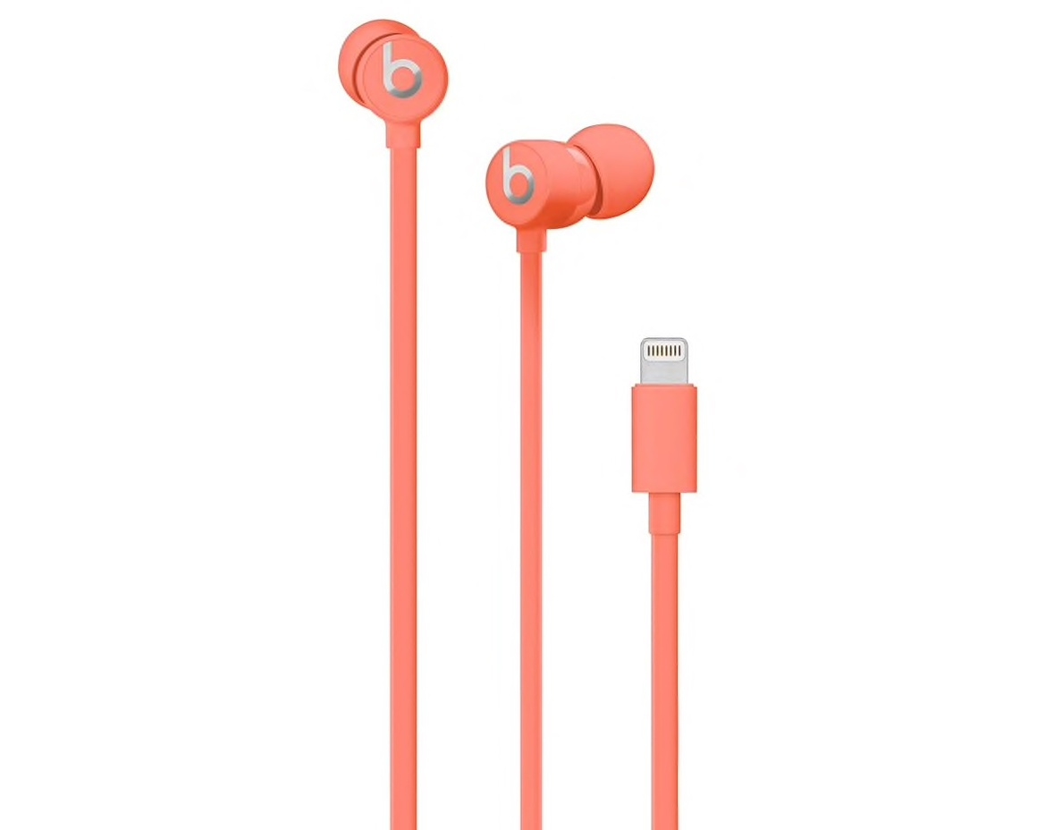 urBeats3 Earphones with Lightning Connector Korall
