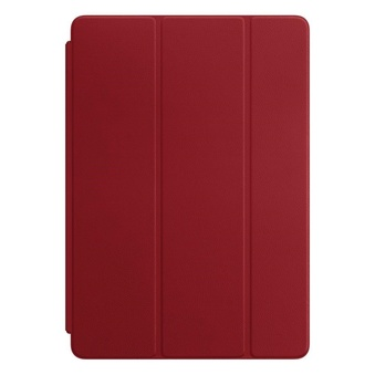 Apple Smart Cover i läder till 10.5 iPad Pro - (PRODUCT)RED
