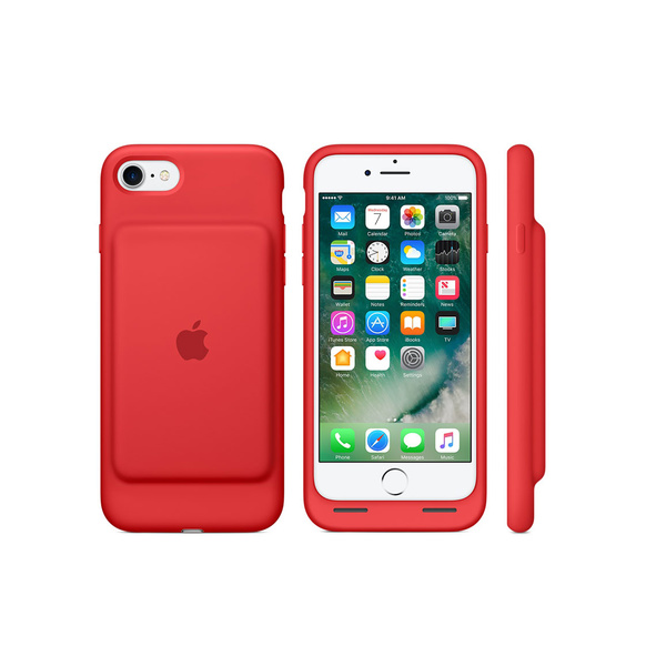Apple iPhone 7 Smart Battery Case - PRODUCT)RED