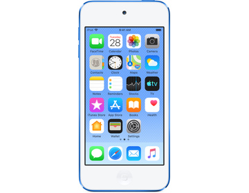 iPod touch 128GB - Blå