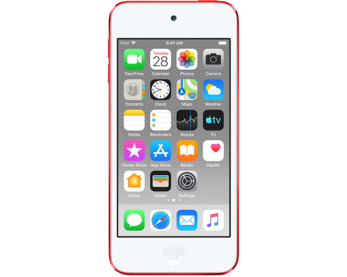 iPod touch 256GB - PRODUCT(RED)