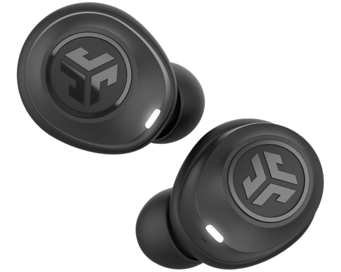 JLab JBuds Air True Earbuds Svart