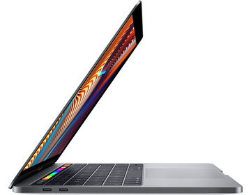 MacBook Pro 13 med Touch Bar i5 2.4GHz/8GB/256GB - Rymdgrå