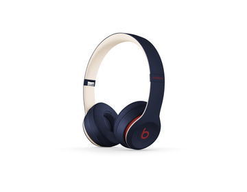 Beats Solo3 Wireless On-Ear Headphones - Beats Club Collection Club Navy