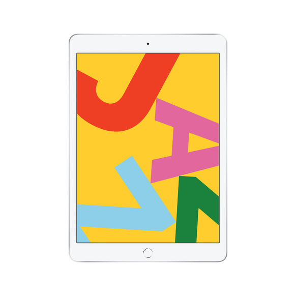 Apple iPad 10.2 Wi-Fi 32GB - Silver