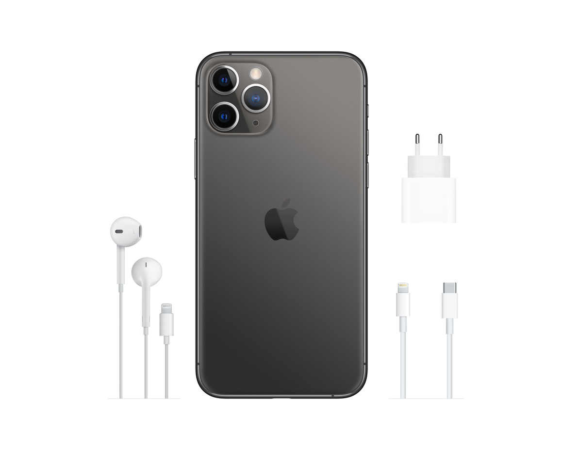 iPhone 11 Pro 64GB - Rymdgrå