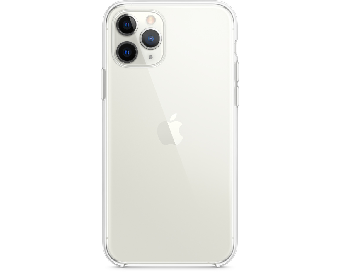 Apple iPhone 11 Pro Transparent Skal