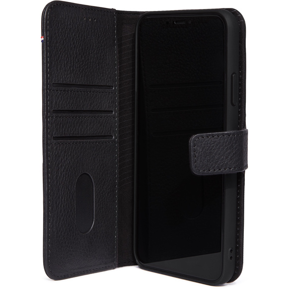 Decoded Full Grain Leather Detachable Wallet för iPhone 11