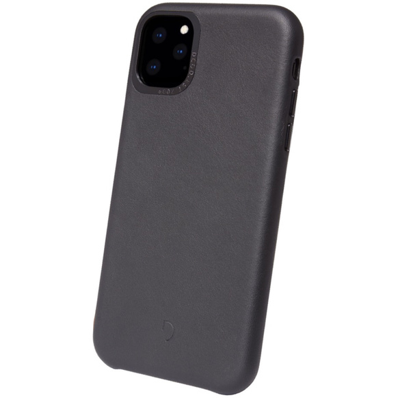 Decoded Full Grain Leather Backcover för iPhone 11 Pro Max