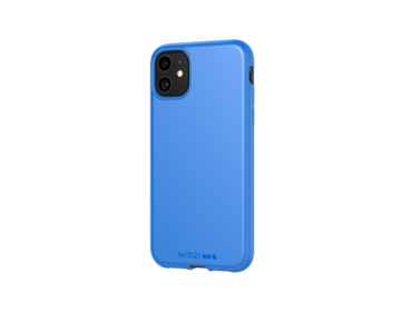 Tech21 Studio Colour for iPhone 11 - Cornflour Blue