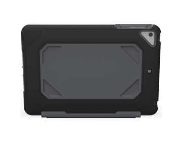 Zagg Rugged Book With Keyboard iPad Mini 2019 Color Backlit - Nordic