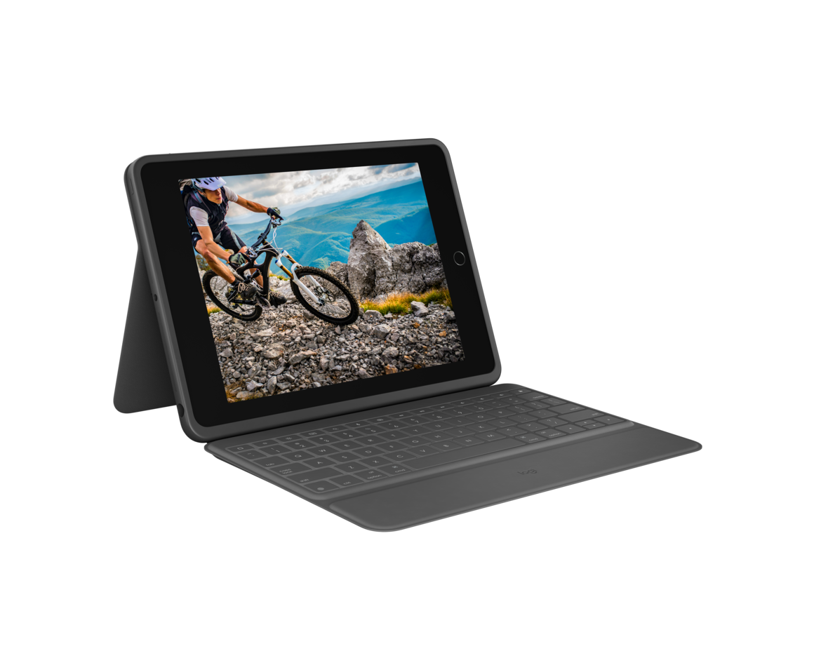 Logitech Rugged Folio för iPad 10.2""