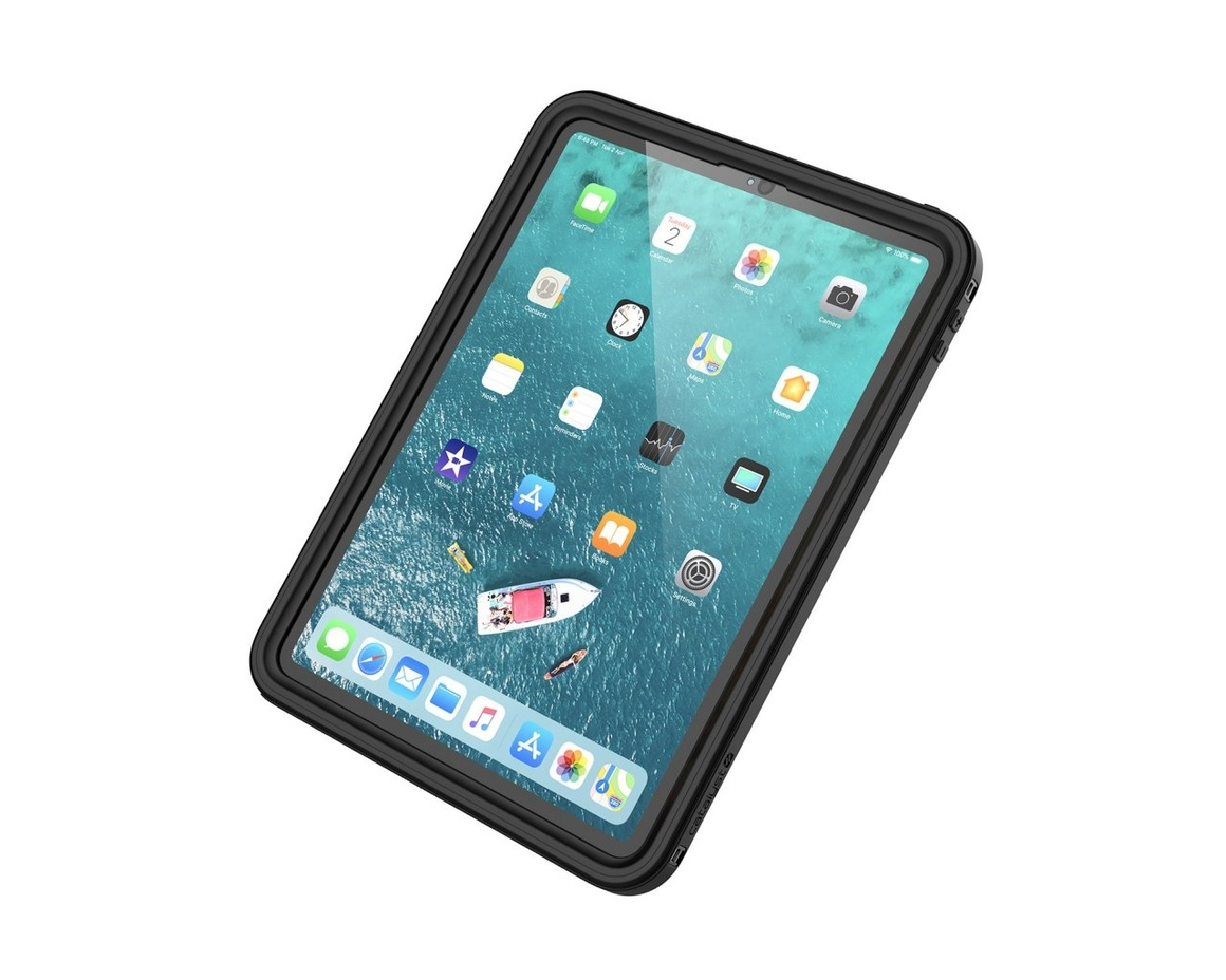 Catalyst Waterproof Case för iPad Pro 11 (2018) - Stealth Black
