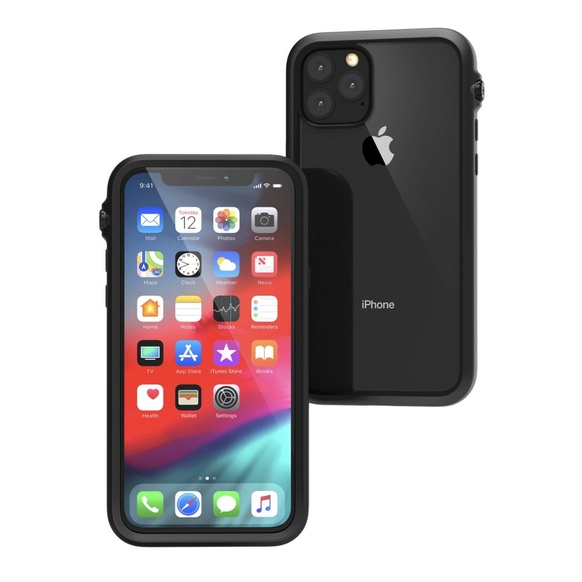 Catalyst Waterproof Case för iPhone 11 Pro Max - Stealth Black