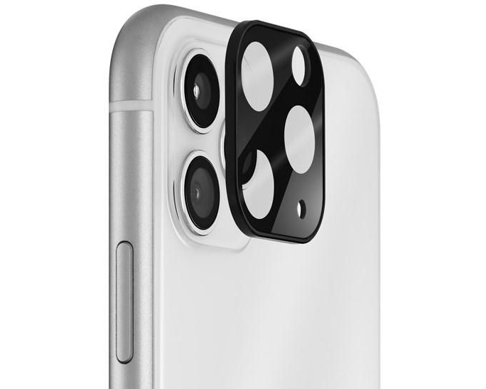 QDos OptiGuard Camera Lens Protect för iPhone 11 Pro & iPhone 11 Pro Max
