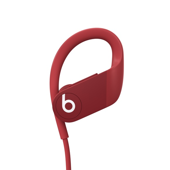 Beats Powerbeats High-Performance Wireless Earphones Röd