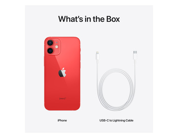 iPhone 12 mini 256 GB (PRODUCT)RED