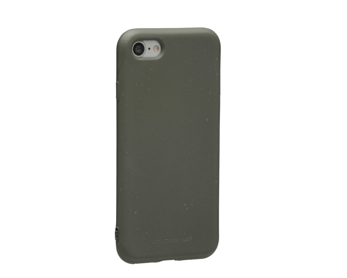 Dbramante Grenen för iPhone SE/8/7 Dark Olive Green