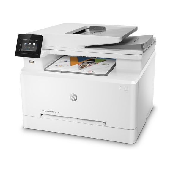 HP LaserJet Pro M283 M283fdw Laser Multifunction Printer - Colour - Copier/Fax/Printer/Scanner