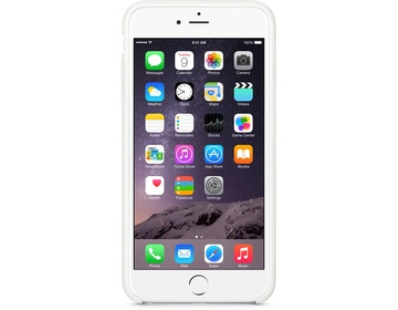 Apple iPhone 6 Plus Silicone Case - White