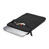Dicota Code Sleeve f. MacBook Air 11, Svart