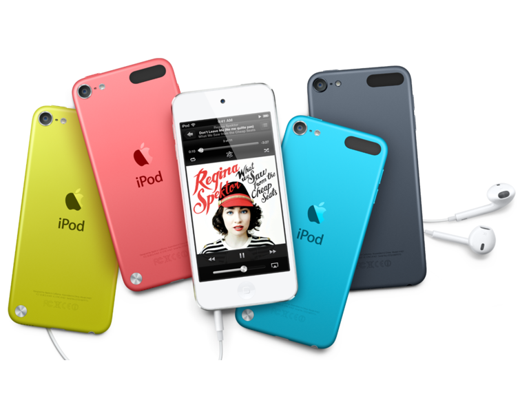 iPod touch 32GB - Rosa 5G