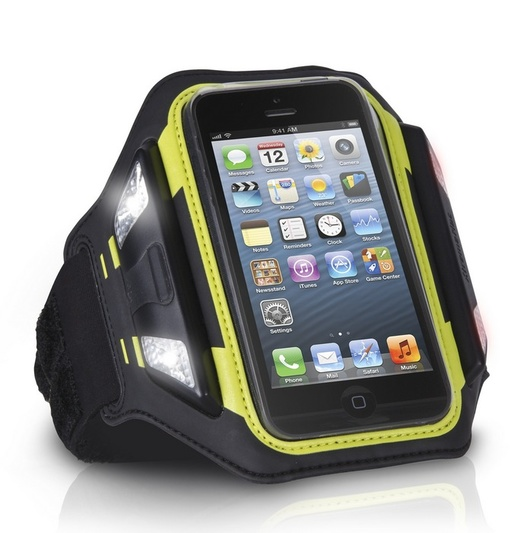 XtremeMac Sportwrap LED f. iPhone 5/ipod Touch 5
